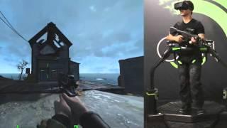 Аттракцион виртуальное реальности - Event Technologies