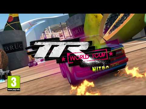Table Top Racing: World Tour - Nitro Edition Nintendo Switch Official Trailer thumbnail