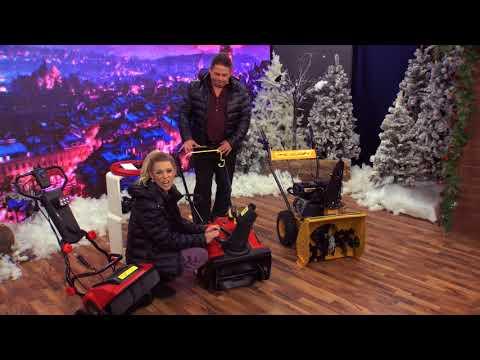 Die besten Schneefräsen mit Katie Steiner (Dezember 2017)