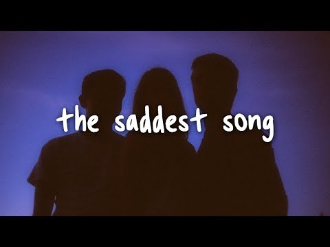 The Saddest Song Lyrics – Alec Benjamin