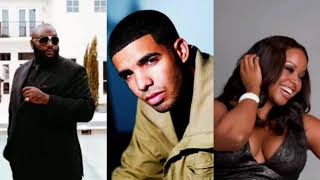 Rick Ross (feat. Drake and Chrisette Michele)  - Aston Martin Music [with Lyrics]