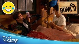 Bunk'd | Luke's Back! | Official Disney Channel UK