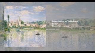 Improvisation on 'Old Folks at Home'