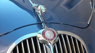 preview picture of video 'Zlot Pojazdów Zabytkowych - Strumień 2014 - Vintage cars'