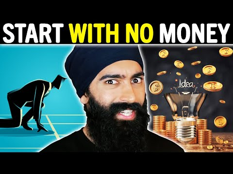 5 Business Ideas You Can Start With NO MONEY