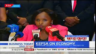 Business Today 2nd October 2017 - KEPSA weighs in on Anti-IEBC demos