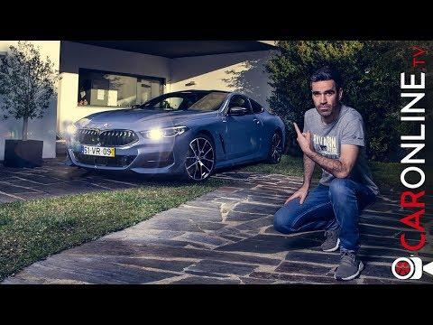 SÉRIE 8 VOLTOU | BMW M850i [Review Portugal]