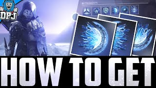 Destiny 2 - How To Get Fragments / Stasis Subclass Upgrades (Beyond Light Stasis Subclass Upgrading)