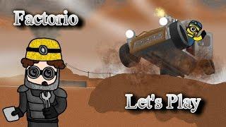 Factorio Multiplayer Let's Play E47 - Merry Go Round