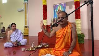 Shri Gopeenath Achar Galagali pravachana 2019 Shri Madhva Navami