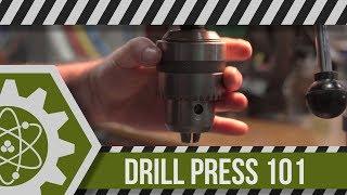 Drill Press 101: Tool Training