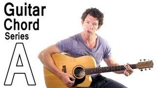 Beginner Guitar Chords 2 - The A Major Chord