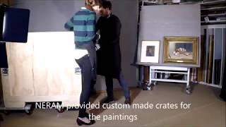 NERAM artworks leave ICS