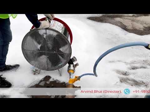Mini Turbex Foam Generator