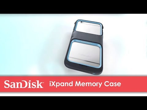 Watch specs of the new iXpand memory case