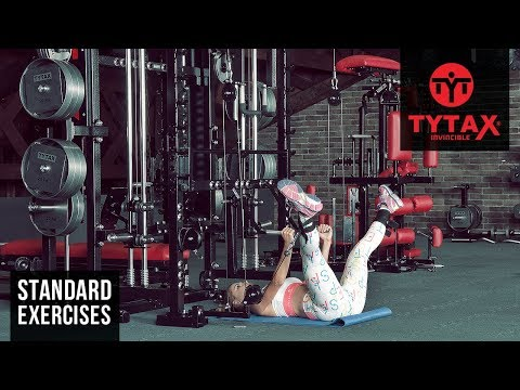 TYTAX® T1-X | Cable Lying Hip Adduction