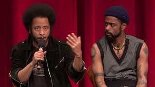 Academy Conversations: Sorry to Bother You