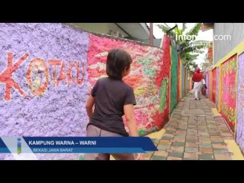 Kampung Warna – Warni di Bekasi