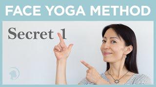 Secret ONE Behind Face Yoga Method