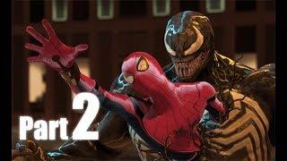 VENOM Vs Spider Man Part 2   The Death Of Spider Man