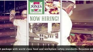 Jones Dairy Farm is Hiring!