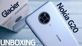Nokia G20 - Unboxing and Features Explored!