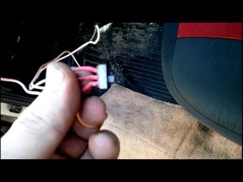 Крепление заднего бампера чери амулет