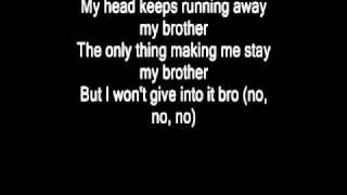 Anxiety lyrics - Black Eyed Peas Ft. Papa Roach