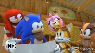 Sonic vs Shadow V4 Goodbye