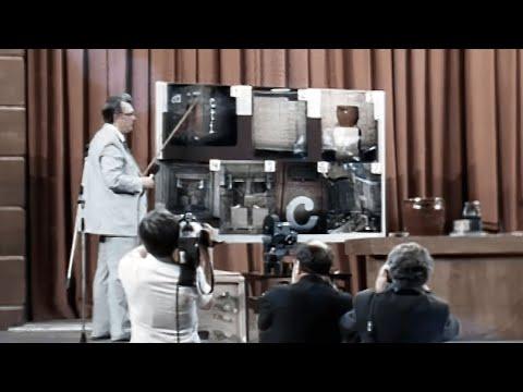 Брифинг в МИД СССР по поводу шпионской деятельности США и Японии в Советском Союзе 8.08.1987