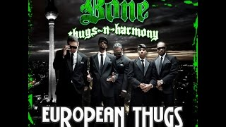 Bone thugs-n-harmony - Thug Luv feat. 2Pac & 50 Cent (European Thugs)