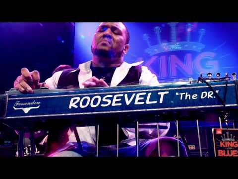 Roosevelt Collier: Guitar Center King of the Blues '09 Finalist