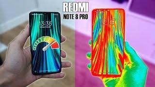 Redmi Note 8 Pro   TODO sobre su RENDIMIENTO y TEMPERATURA