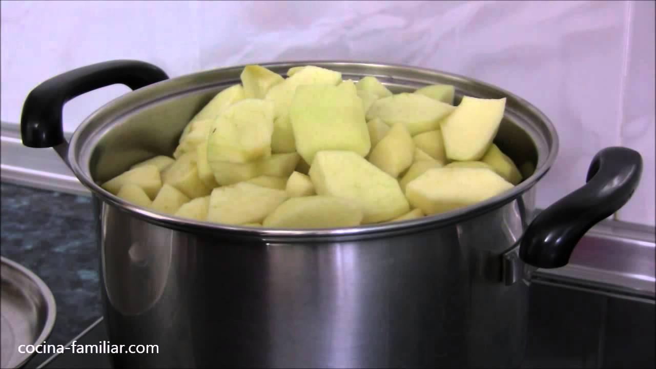 Compota de manzana | Javier Romero
