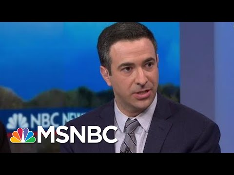 Melber: You Don't Change Your Statement To Help Trump, You Do It To help Yourself | MSNBC