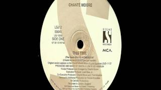Chanté Moore - This Time (The Bomb Mix)