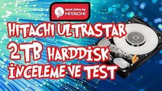 Hitachi 2tb Ultrastar 7200 Rpm 64 Mb Cache Bellek Harddisk inceleme ve test HUA723020ALA641