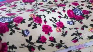 ~Fabric haul~