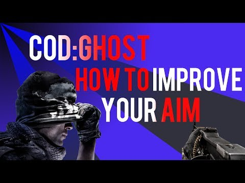 Cod:Ghost How to Improve Your Aim
