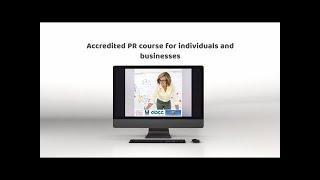 PR course video