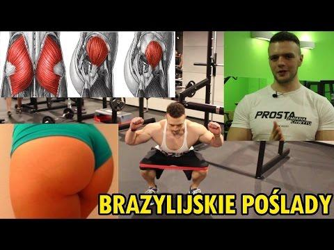 Trening siłowy na mięśnie nóg
