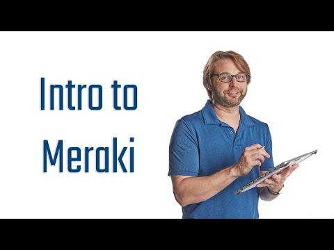 Introducing Cisco Meraki - YouTube