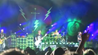 Pearl Jam - Arms Aloft (Joe Strummer Cover) @ Bonnaroo  6/11/2016
