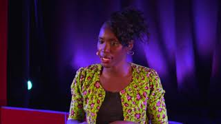 Are you the Nanny? My mission to challenge colour perceptions | Naomi Kissiedu-Green | TEDxStKilda