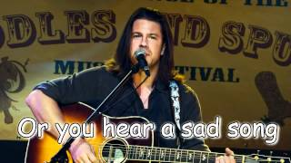Christian Kane - Thinking of you (Lyric Video)
