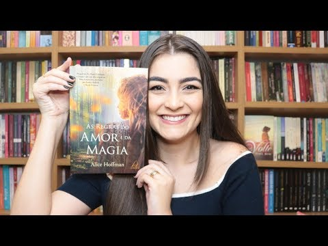 ROMANCE APAIXONANTE: AS REGRAS DO AMOR E DA MAGIA ?