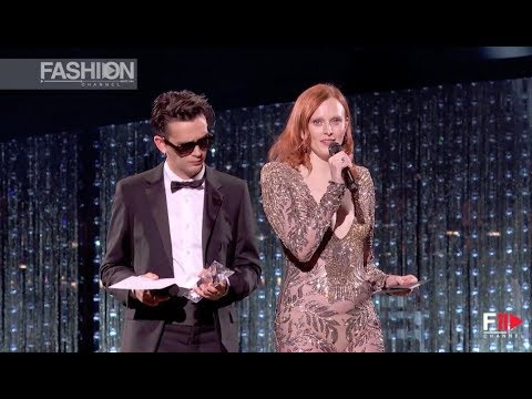 RICHARD QUINN | British Emerging Talent Womenswear Award - The Fashion Awards 2018