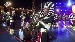 الفريق السيمفونى العسكرى المصرى يختتم عروضه بمهرجان الموسيقات العسكرية بالصين