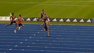 2017 Australian Championsips - U20 Decathlon 100m