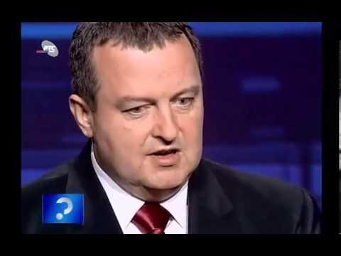 Upitnik,100 dana vlade-premijer Ivica Dacic (23.10.2012),5 deo